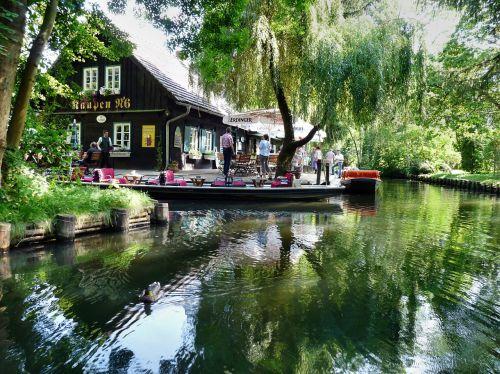 spreewald river rowing
