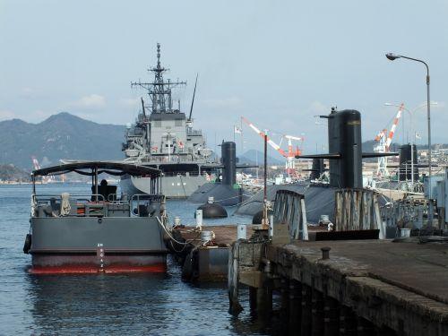 spring bridge sensuikan submarine