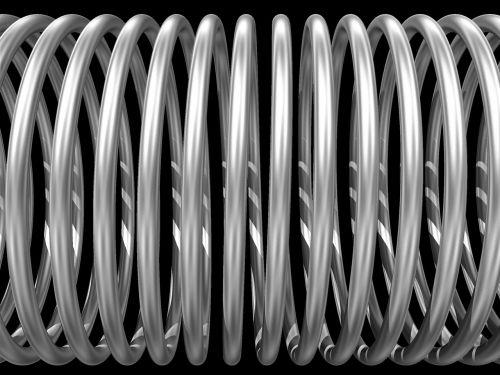 spring coil coil spring