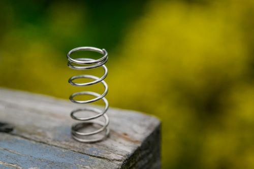 spring helical metal