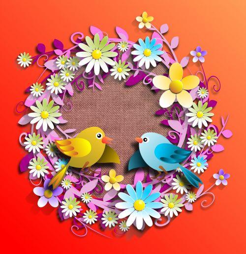 spring vernal flowers
