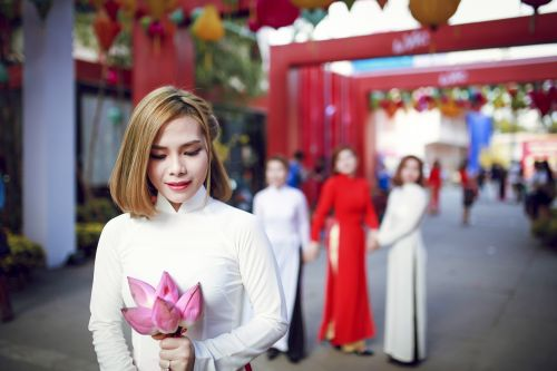 spring the lunar new year teen