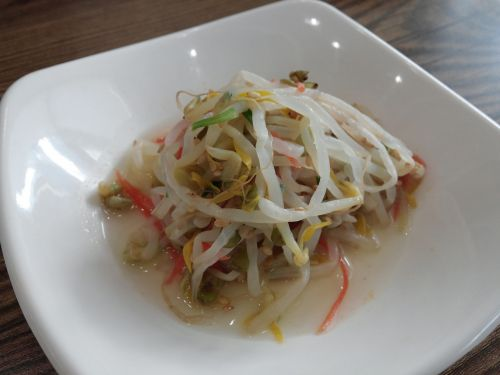 sprouts bean sprouts side dish