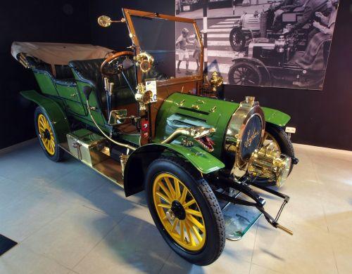 spyker 1905 car