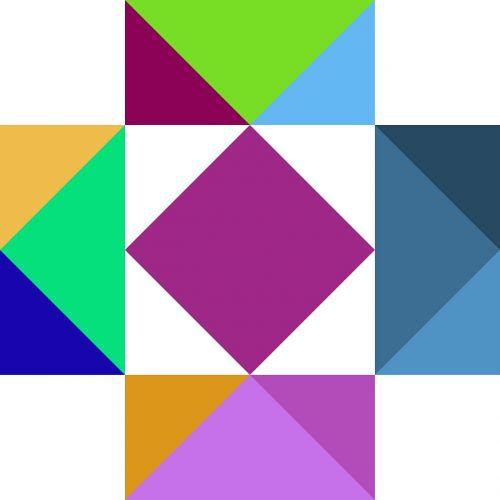 square rectangle triangle