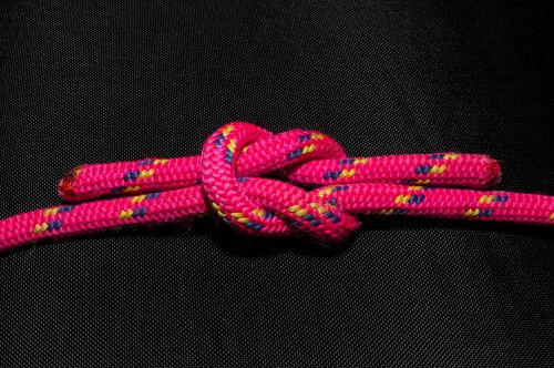 square knot knot accessory cord
