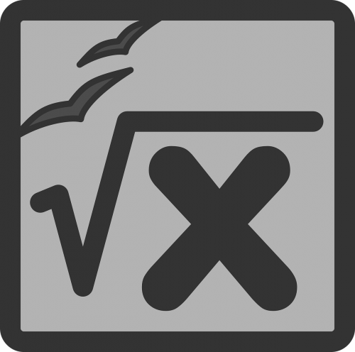 square root function icon