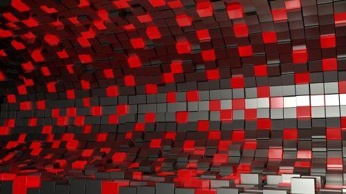squares cubes desktop