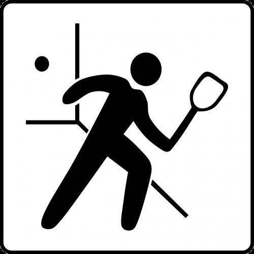 squash sports racket