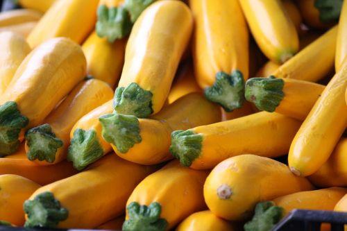 squash yellow squash vegetables