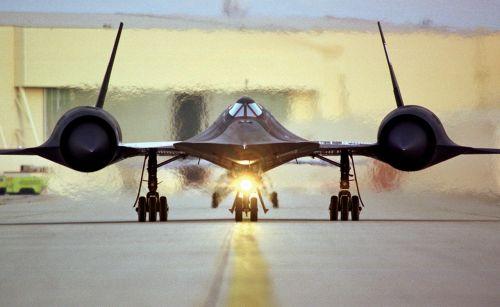 sr-71 reconnaissance aircraft aircraft