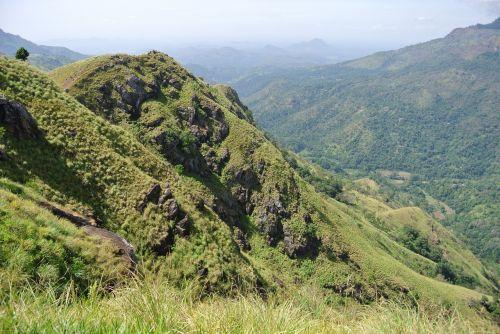 sri lanka landscape nature
