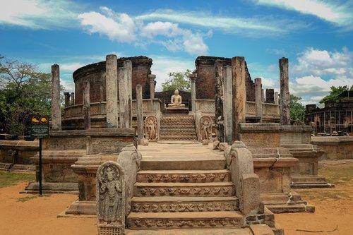 srilanaka  polonnaruwa  nation
