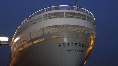ss rotterdam rotterdam ship
