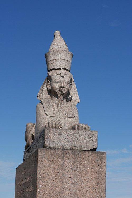 st  petersburg  sphinx
