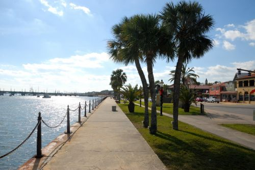 St. Augustine, Florida Riverwalk
