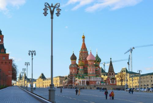 st basil's cathedral red square moscow