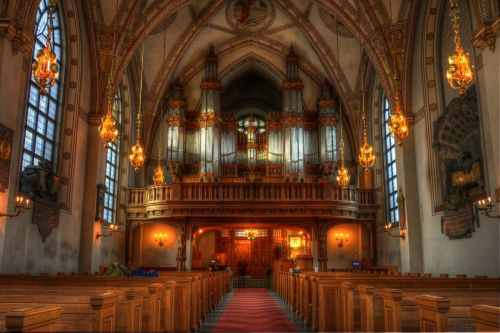 st clara church church architecture