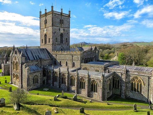 st davids  st david's  cathedral