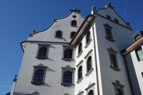 st gallen old town amtshaus