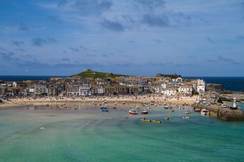 st ives cornwall south gland