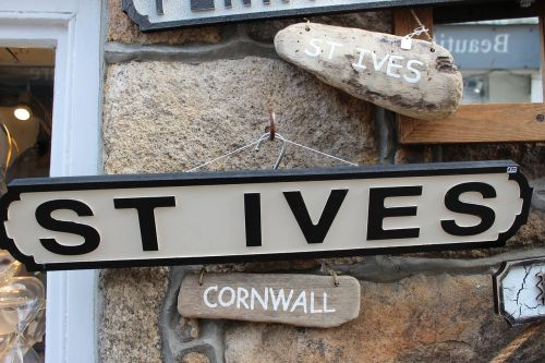 st ives cornwall ives