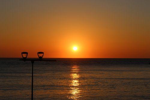st jean de luz sunset bay