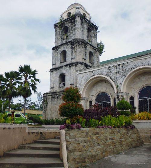 katedra, bažnyčia, boholas, garbintojai, Filipinai, st. josefo katedra