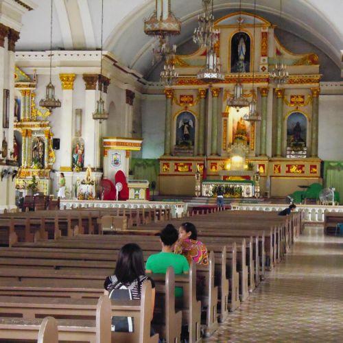 katedra, bažnyčia, boholas, garbintojai, st. josefo katedra