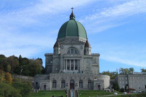 st joseph oratory of mount-royal québec montréal