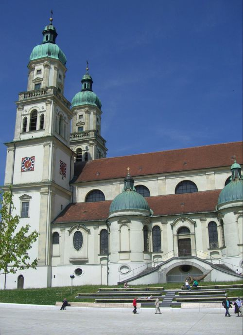 st lorenz basilica kempten church