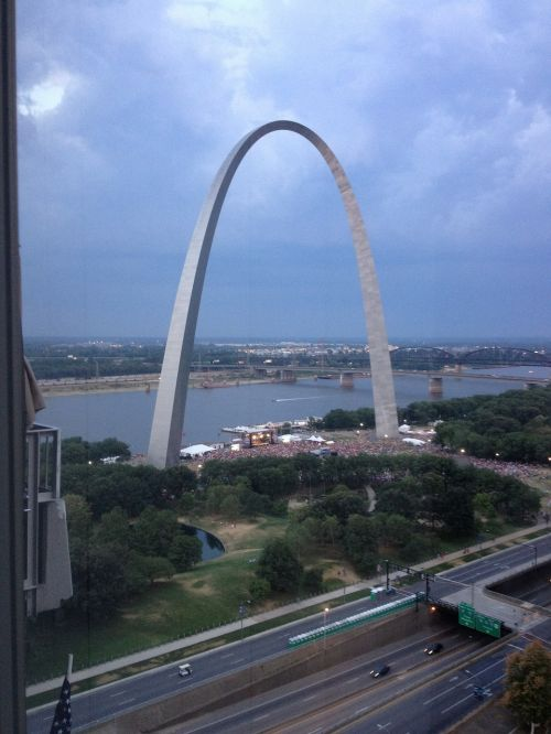 st louis arch gateway to the west arch