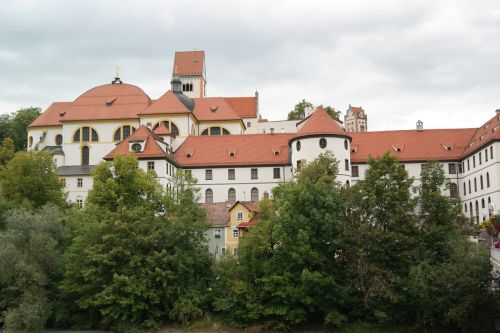 st mang abbey füssen monastery