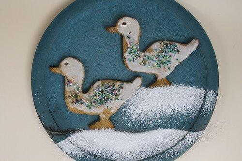 st martin's goose  pastries  saint martin