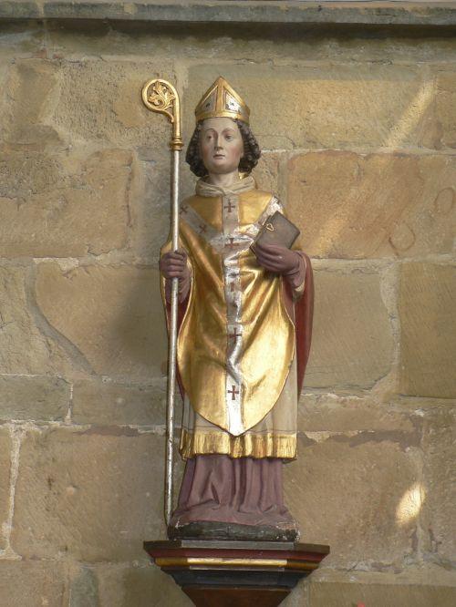 st matthäus church melle bishop