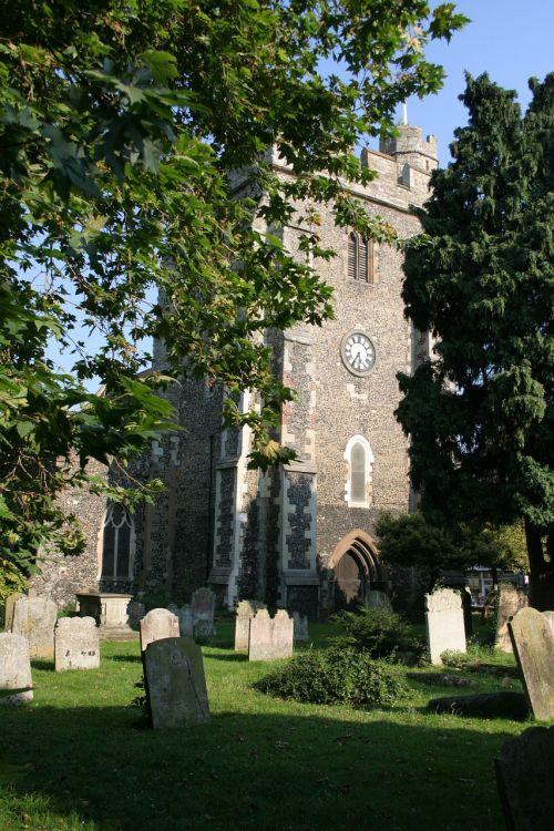 Šv. Mykolo sėdintį bourne,sitbourne,kent,ragstounas,skudru akmuo,bažnyčia,XIV amžius,architektūra,bažnyčios bokštas,bokštas,laikrodzio bokstas,varpinė,castellation,crenellation,Anglija,kapinės,kapai,istorinis,religija,istorinis,istorija,paveldas
