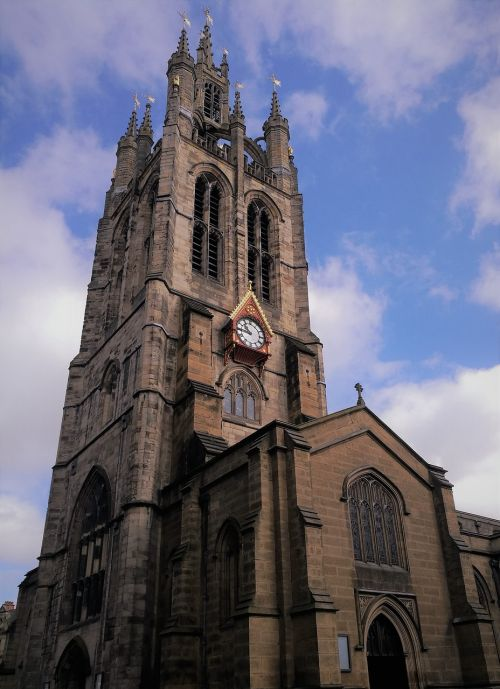 st nicholas cathedral newcastle upon tyne