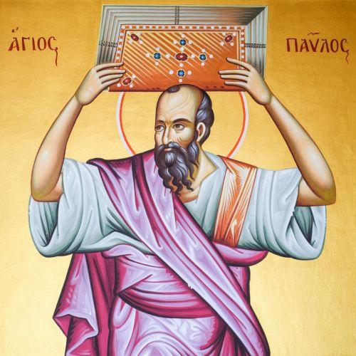 st paul saint iconography