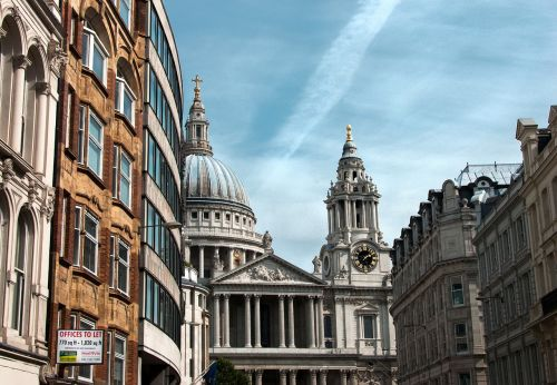 st paul's cathedral united kingdom church