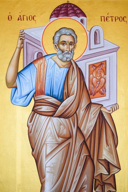 st peter saint iconography