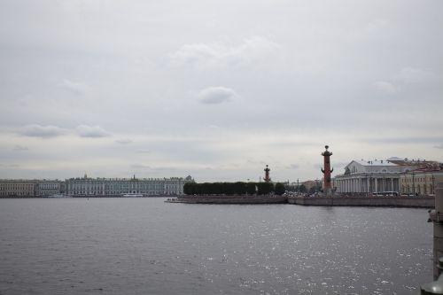 st peterburg russia neva river