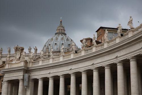 st peter's basilica vatican rome