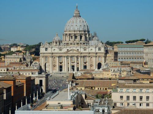 st peter's basilica rome catholic
