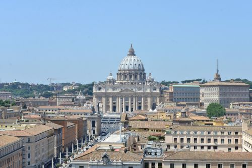 st peter's basilica st peter's square rome