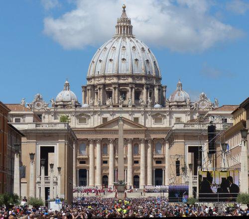 st peter's basilica building