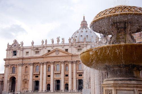 st peter's basilica rome san pietro