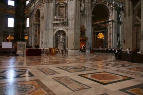 st peter's basilica st peter's church cathedral
