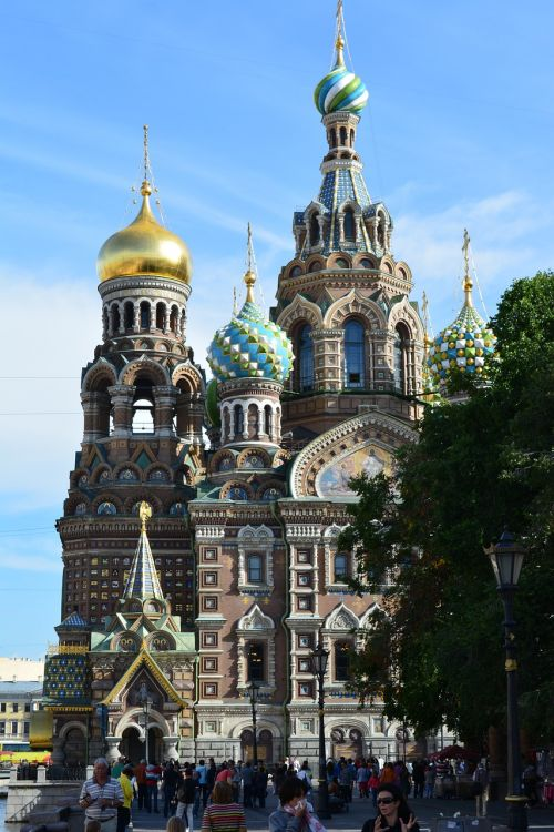 st petersburg russia historically