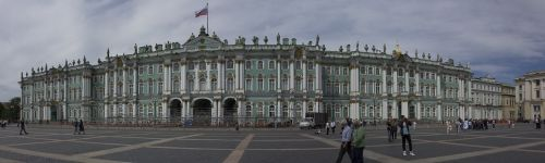 st petersburg winter palace architecture