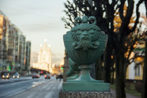st petersburg russia spb fence